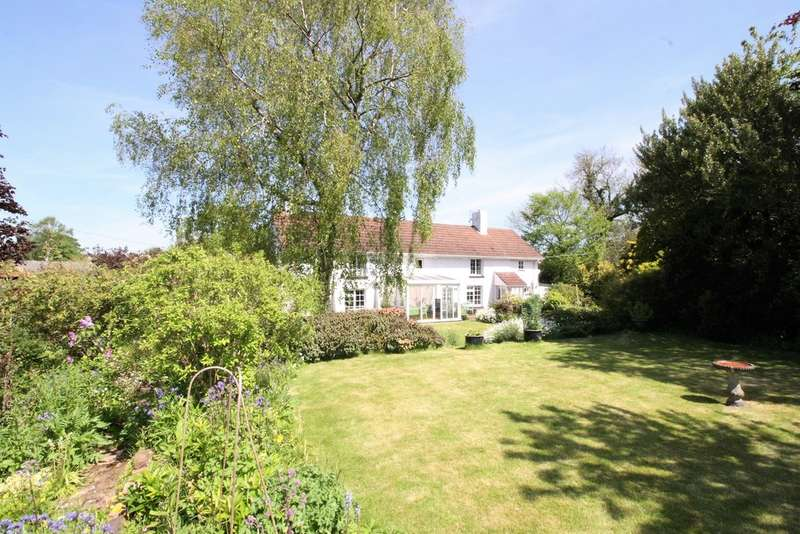 4 Bedrooms Detached House for sale in Lower Cheriton, Payhembury
