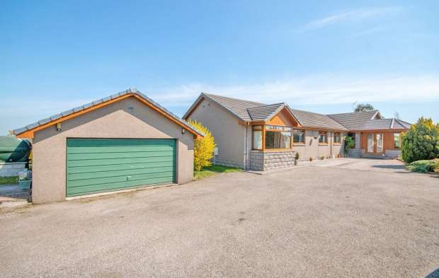 Bungalow for sale in Udny, Ellon, Aberdeenshire, AB41 6QY