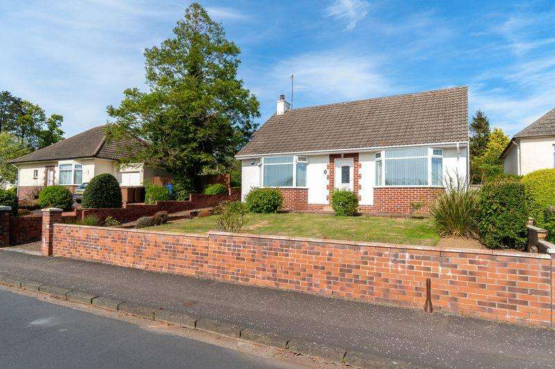 3 Bedrooms Detached Bungalow for sale in 34 Taybank Drive, Alloway, Ayr, KA7 4RL