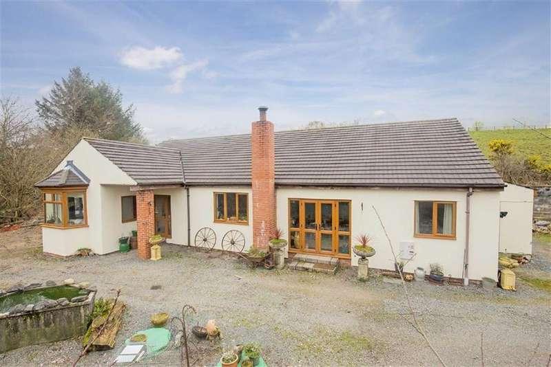 5 Bedrooms Detached House for sale in Portford Lane, South Brent, Devon, TQ10