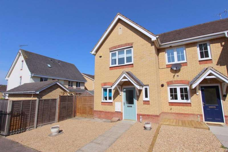 3 Bedrooms House for rent in Avery Close, Leighton Buzzard