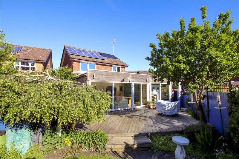 4 Bedrooms Detached House for sale in Hale End, The Warren, Bracknell, Berkshire, RG12