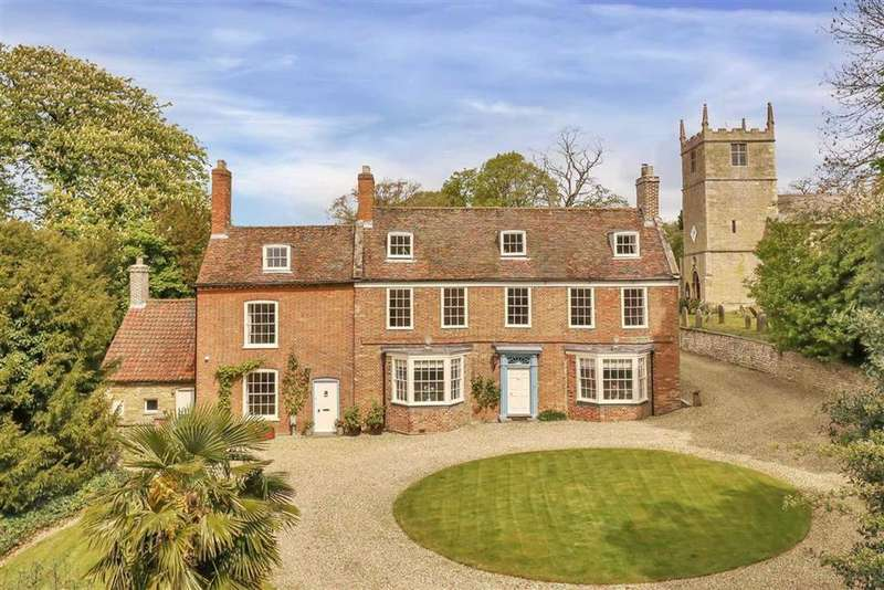6 Bedrooms Detached House for sale in Burton, Lincoln, Lincolnshire