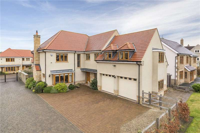 5 Bedrooms Detached House for sale in North Lane, Roundhay, Leeds, West Yorkshire