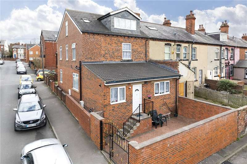 5 Bedrooms End Of Terrace House for sale in Edwin Road, Leeds, West Yorkshire