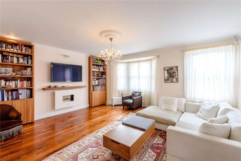 3 Bedrooms Flat for sale in Callow Street, Chelsea