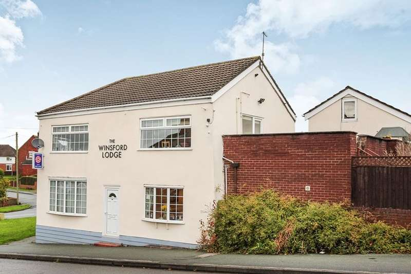 11 Bedrooms Detached House for sale in Station Road, WINSFORD, CW7