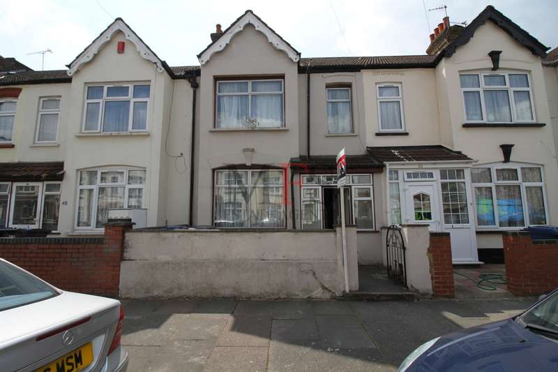 3 Bedrooms Terraced House for sale in Grange Road, Southall, UB1