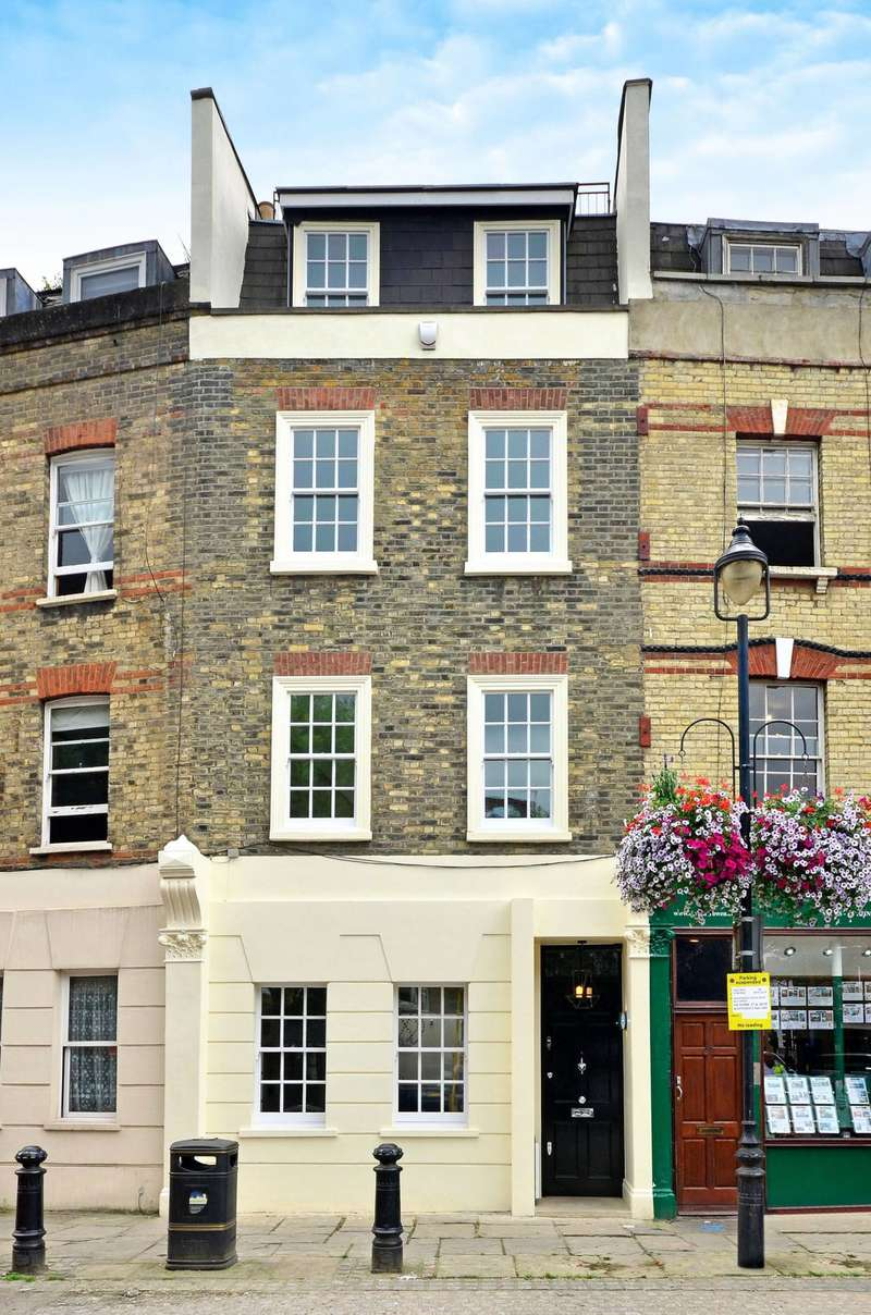 3 Bedrooms Terraced House for sale in Battersea Square, Battersea Square, SW11