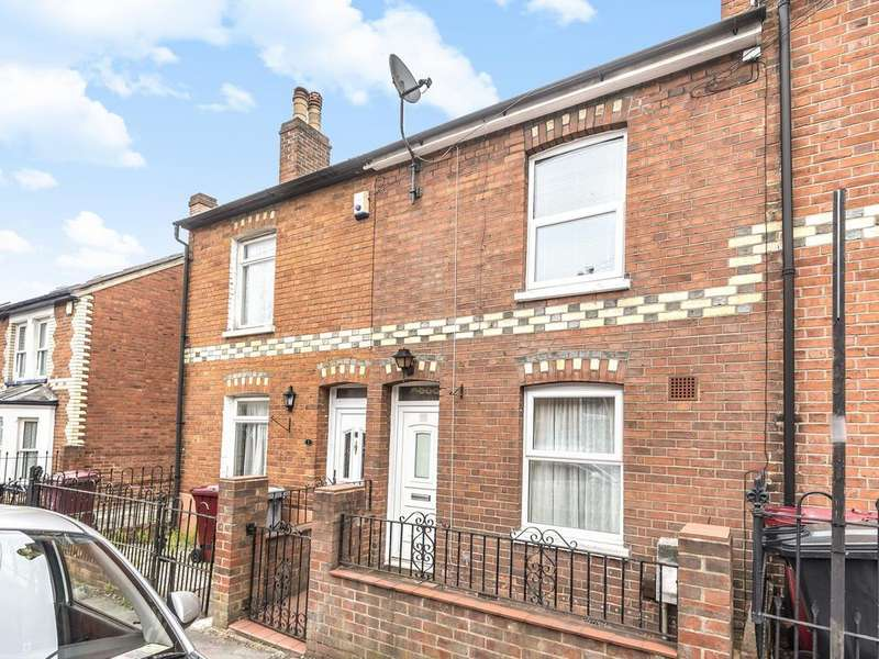 2 Bedrooms Terraced House for sale in Sherman Road, Reading, RG1