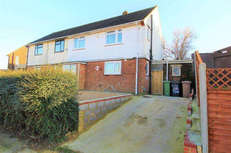 3 Bedrooms Semi Detached House for sale in FULLY REFURBISHED family home on Longcroft Road, Farley Hill