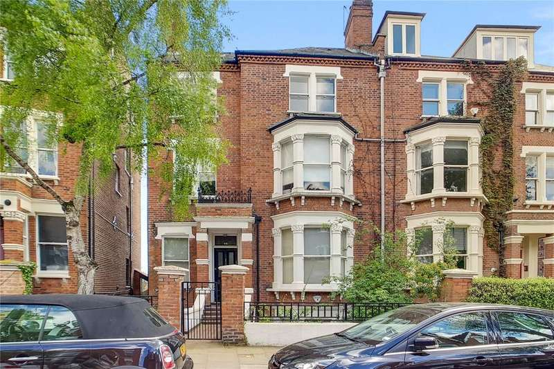3 Bedrooms Flat for sale in Parliament Hill, Hampstead, London, NW3