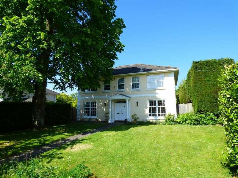 4 Bedrooms Detached House for sale in Tutshill Gardens, Tutshill, Chepstow