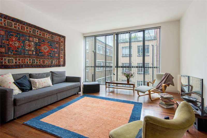 1 Bedroom Apartment Flat for sale in Clerkenwell Road, Clerkenwell, London, EC1M