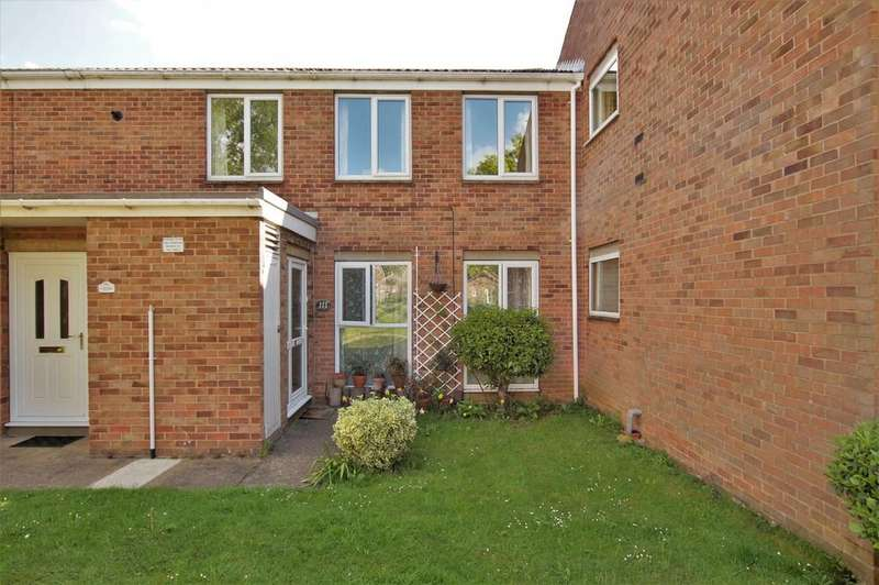 2 Bedrooms Ground Flat for sale in Hawthorn Chase, Lincoln
