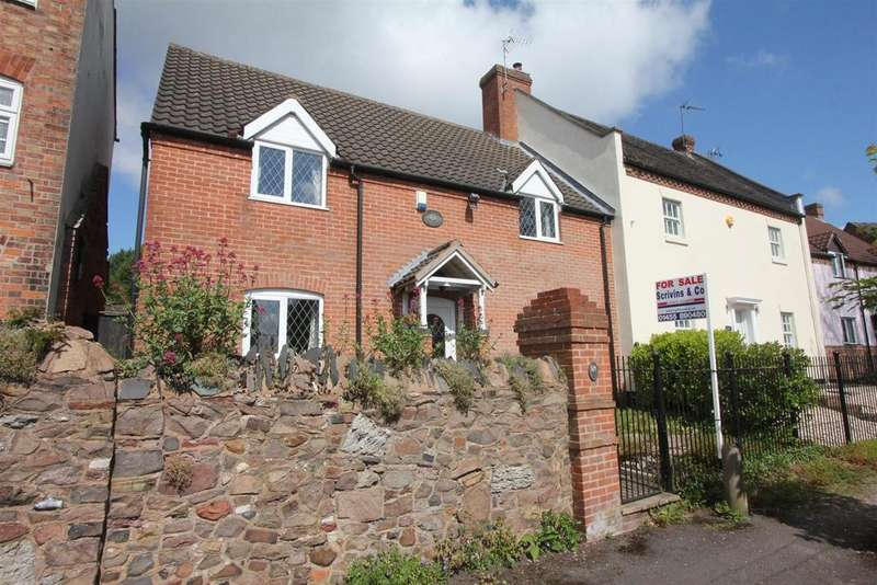 4 Bedrooms Detached House for sale in Horsepool, Burbage