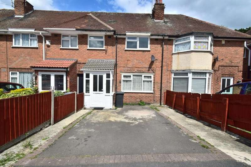 3 Bedrooms Semi Detached House for sale in Wicklow Drive, Humberstone, Leicester
