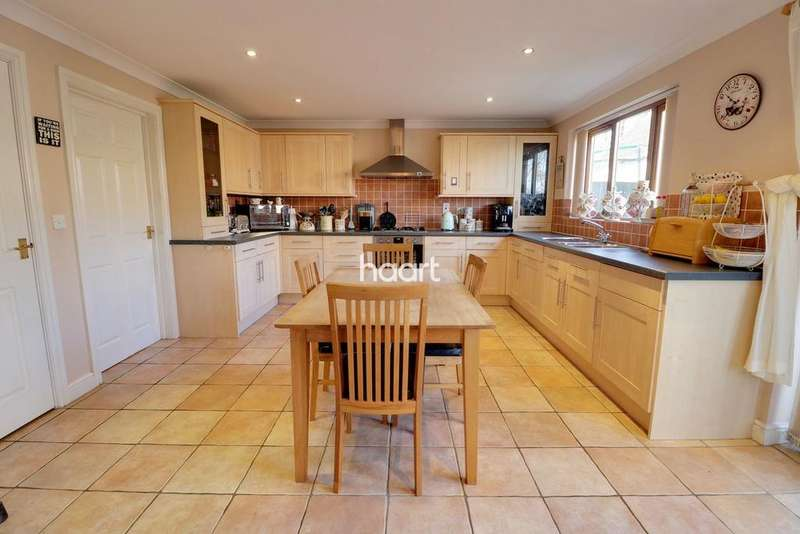 5 Bedrooms Detached House for sale in Top Lodge Close, Lincoln