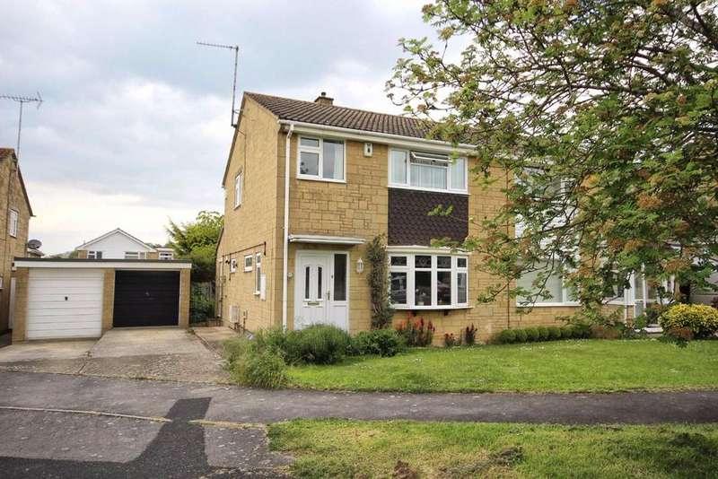 3 Bedrooms Semi Detached House for sale in Three Sisters Lane, Prestbury, Cheltenham, GL52