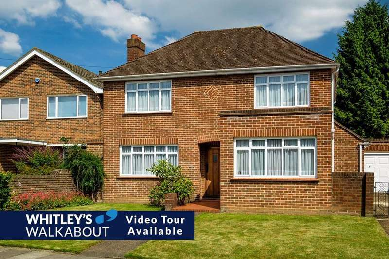 3 Bedrooms Detached House for sale in Church Close, West Drayton, Middlesex, UB7