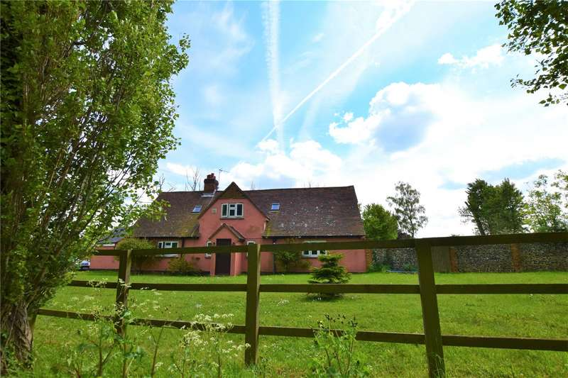 5 Bedrooms Detached House for sale in Broxted