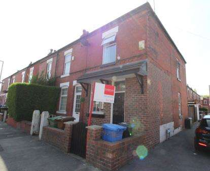 2 Bedrooms End Of Terrace House for sale in Birchfield Road, Stockport, Manchester, Greater Manchester