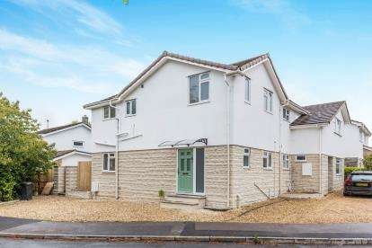 3 Bedrooms Semi Detached House for sale in Woodland Way, Failand, Bristol, .