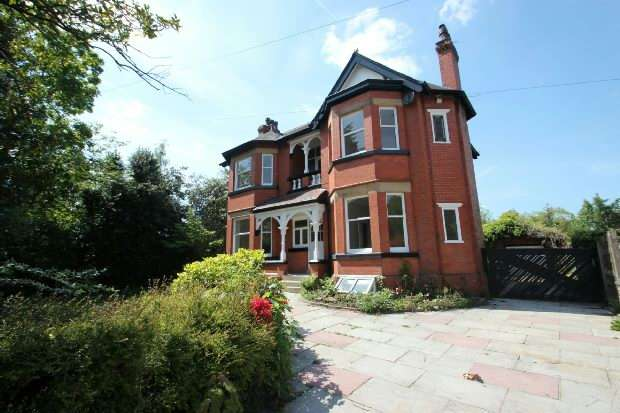4 Bedrooms Detached House for sale in Priory Road, Sale