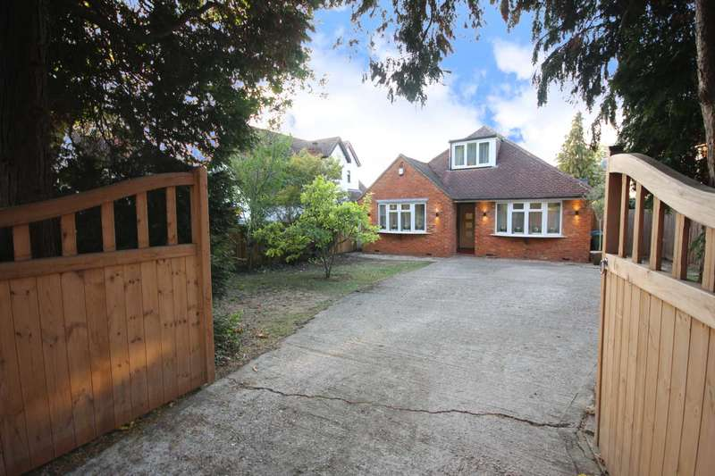 4 Bedrooms Detached House for sale in Stoney Road, Bracknell