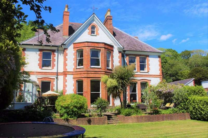 6 Bedrooms Semi Detached House for sale in Newton Road, Mumbles