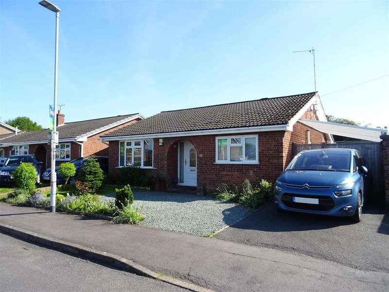 3 Bedrooms Detached Bungalow for sale in Springfield, Thringstone, Leicestershire