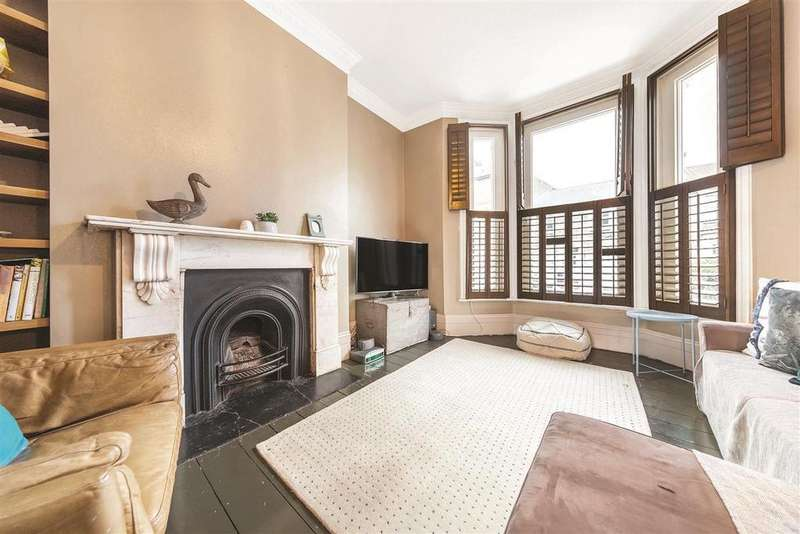 4 Bedrooms Terraced House for sale in Benbow Road, W6
