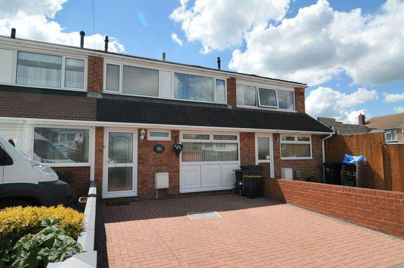 3 Bedrooms Terraced House for sale in Cottle Road, Stockwood, Bristol, BS14