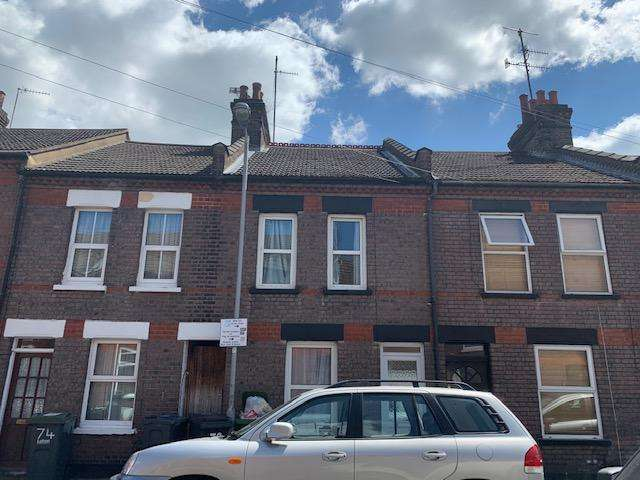 4 Bedrooms Terraced House for rent in Frederick Street , Luton LU2