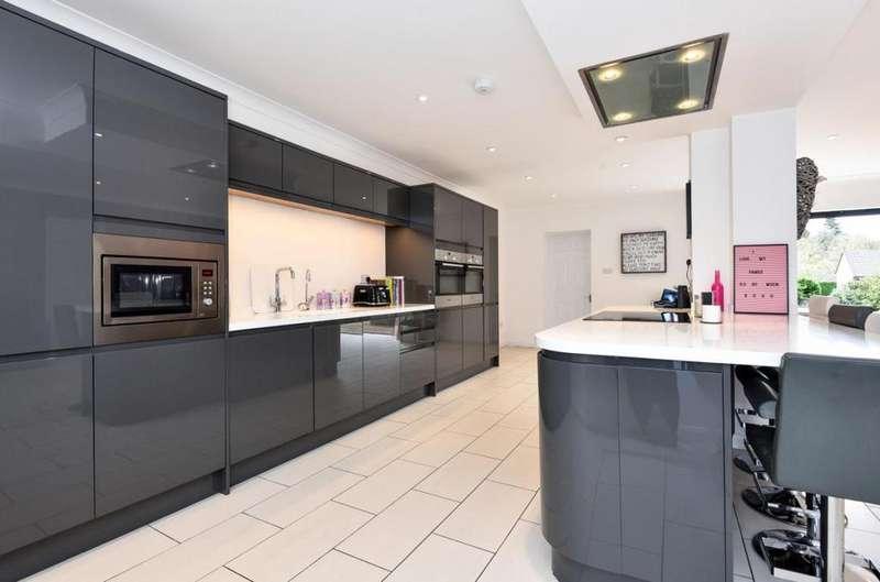 4 Bedrooms Detached House for rent in Elsenwood Crescent, Camberley, GU15