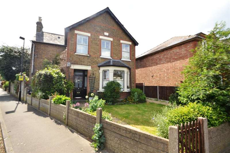 4 Bedrooms Detached House for sale in Queens Road, Feltham
