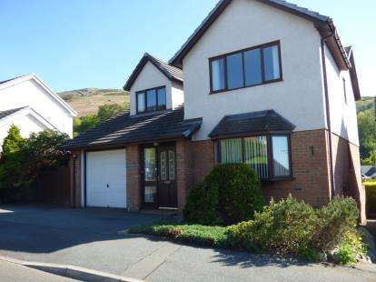 4 Bedrooms Detached House for sale in Cae America, Llanfairfechan, Conwy, LL33