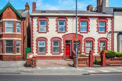 7 Bedrooms Semi Detached House for sale in Oxford Road, Waterloo, Liverpool, Merseyside, L22