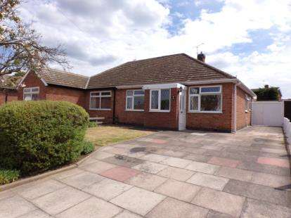 2 Bedrooms Bungalow for sale in College Road, Syston, Leicester, Leicestershire