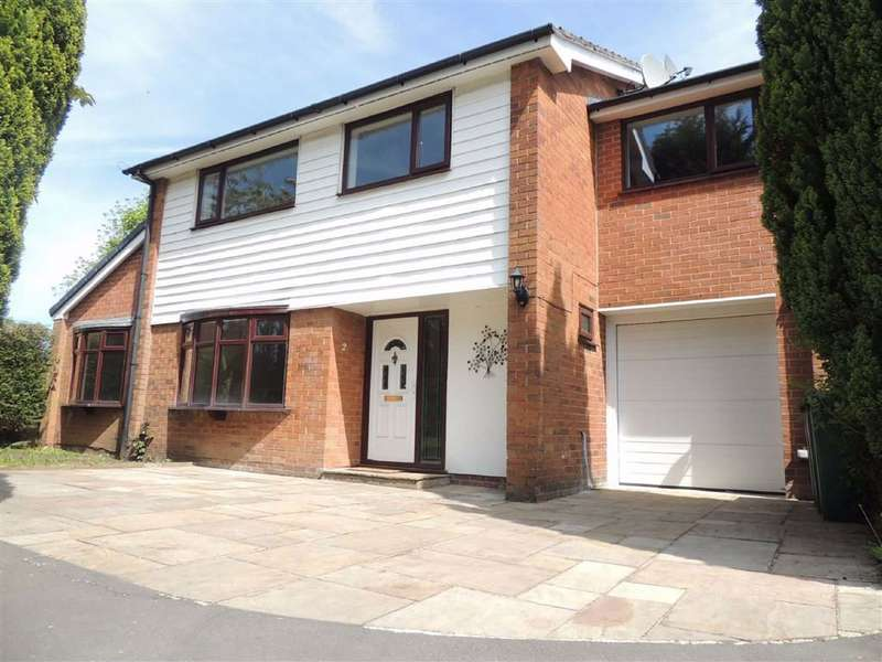 5 Bedrooms Detached House for sale in Wentworth Close, Marple, Stockport