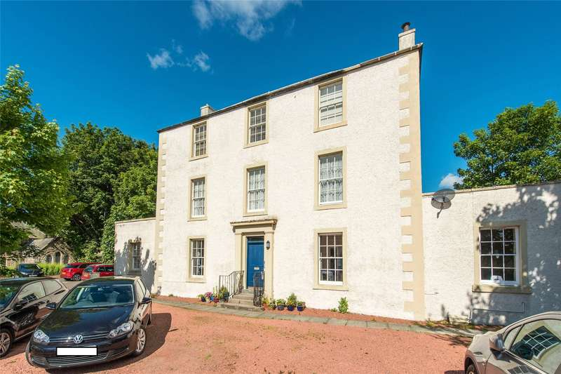 2 Bedrooms Apartment Flat for sale in 3 Coledale House, East Bowmont Street, Kelso, Scottish Borders, TD5