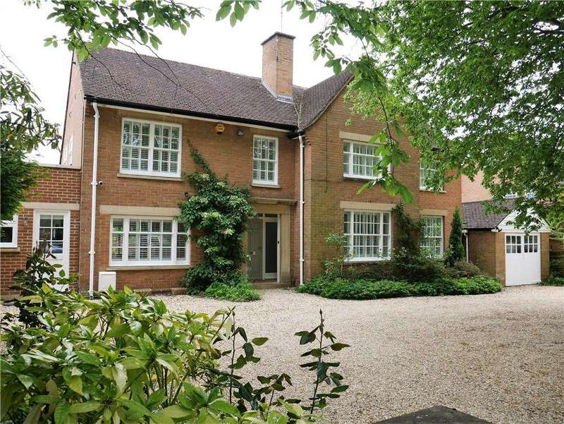 3 Bedrooms Detached House for sale in Christchurch Road, Cheltenham, Gloucestershire, GL50