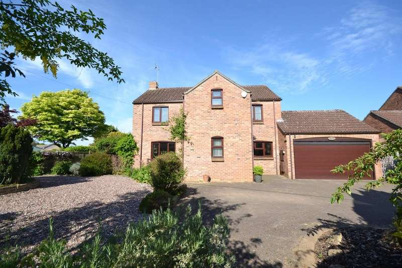 4 Bedrooms Detached House for sale in Orchard House, St Johns Road, Slimbridge, GL2 7DF