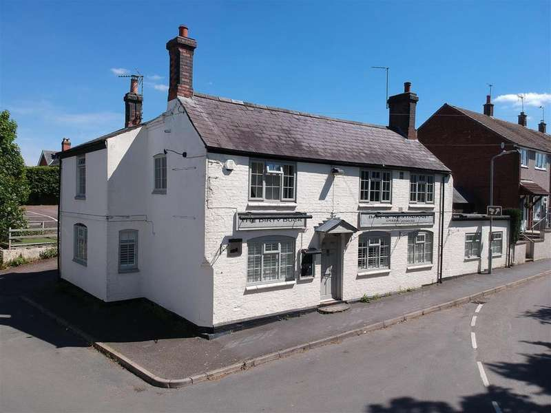 4 Bedrooms Detached House for sale in Main Street, Ullesthorpe, Lutterworth