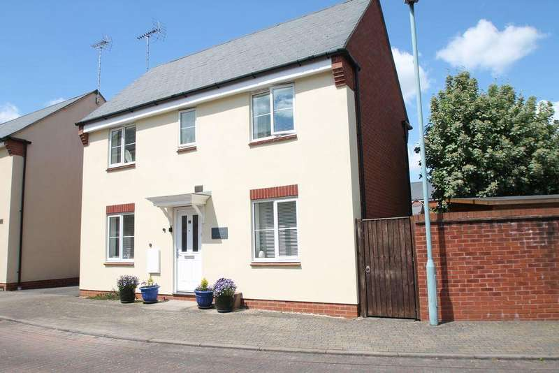 3 Bedrooms Detached House for sale in Jasper Drive, Walton Cardiff, Tewkesbury