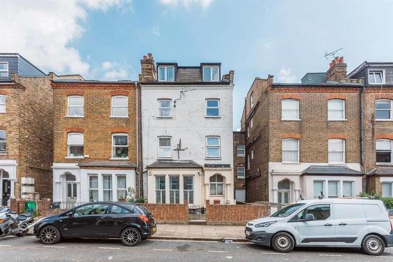 2 Bedrooms Flat for sale in Alexandra Grove, Finsbury Park