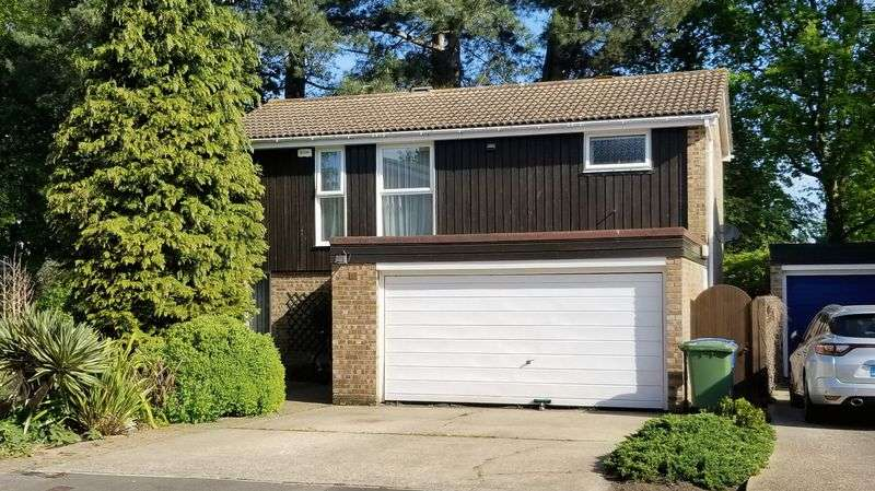 4 Bedrooms Property for sale in Silwood, Bracknell