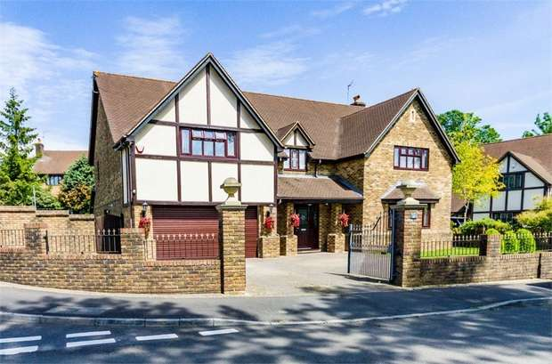 4 Bedrooms Detached House for sale in Vaendre Lane, St Mellons, Cardiff, South Glamorgan
