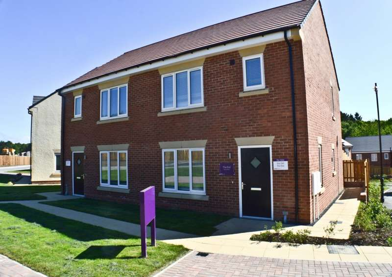3 Bedrooms House for sale in Cottier Grange, Prudhoe, NE42