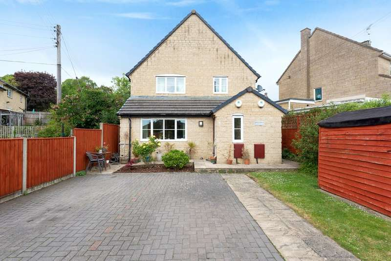 2 Bedrooms Ground Flat for sale in Chalford Hill